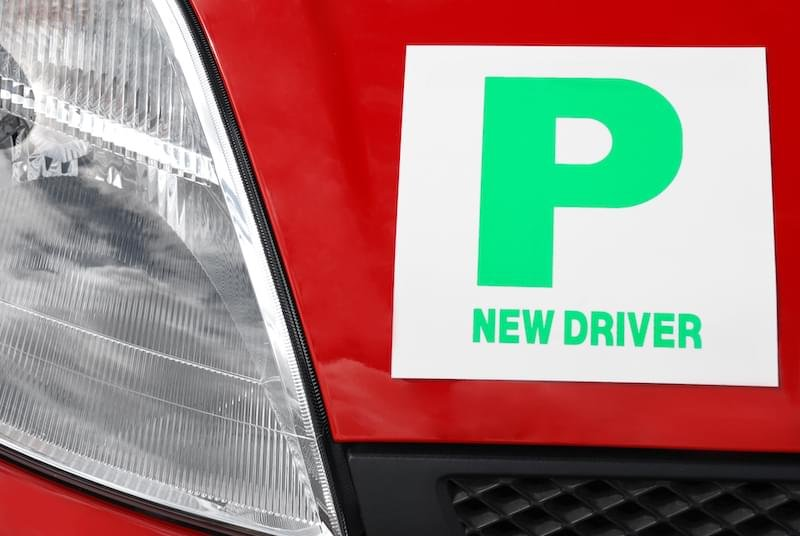 P Plates image. Pass your Driving Test. Book Lessons with Kendal Driving School.